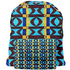 Ab 89 Giant Full Print Backpack