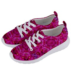 Flower Suprise To Love And Enjoy Women s Lightweight Sports Shoes by pepitasart