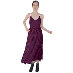 Binary Code Binary Binary System Tie Back Maxi Dress by Wegoenart