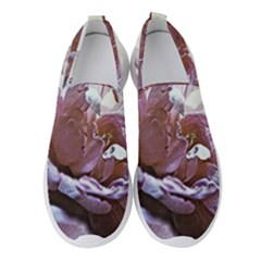 Impression Floral 10193 Women s Slip On Sneakers by MoreColorsinLife