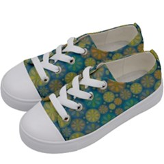Zappwaits Amusement Kids  Low Top Canvas Sneakers by zappwaits