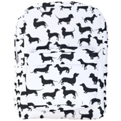 Dachshunds! Full Print Backpack