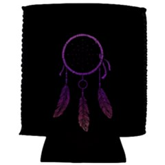 Purple Dream Catcher Can Holder