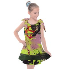 Deep Soul 1 2 Kids  Tie Up Tunic Dress by bestdesignintheworld