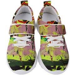 Deep Soul 1 2 Kids  Velcro Strap Shoes by bestdesignintheworld