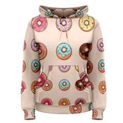 Donuts Women s Pullover Hoodie