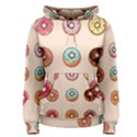 Donuts Women s Pullover Hoodie View1