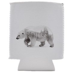 Arctic Bear Can Holder