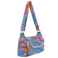 Colorful Agate Multipack Bag by goljakoff