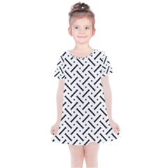 Design Repeating Seamless Pattern Geometric Shapes Scrapbooking Kids  Simple Cotton Dress