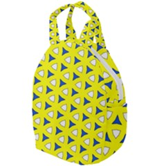 Pattern Yellow Pattern Texture Seamless Modern Colorful Repeat Travel Backpacks