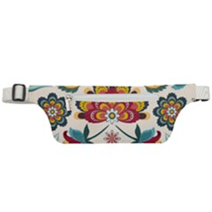 Baatik Print  Active Waist Bag