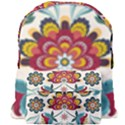 Baatik Print  Giant Full Print Backpack View1