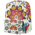 Baatik Print  Giant Full Print Backpack View4