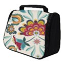 Baatik Print  Full Print Travel Pouch (Small) View1