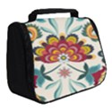 Baatik Print  Full Print Travel Pouch (Small) View2