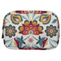 Baatik Print  Make Up Pouch (Small) View1
