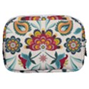 Baatik Print  Make Up Pouch (Small) View2