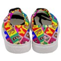 Alphabet Pattern Women s Classic Low Top Sneakers View4