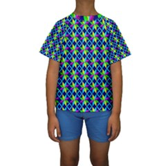 Ab 98 Kids  Short Sleeve Swimwear