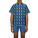 Ab 98 Kids  Short Sleeve Swimwear View1
