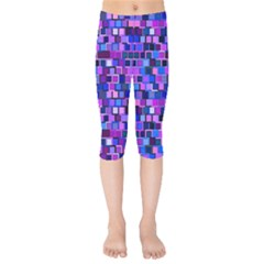 Ab 99 1 Kids  Capri Leggings  by ArtworkByPatrick