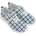 Pattern Design Art Scrapbooking Geometric Cubes Men s Velcro Strap Shoes View3