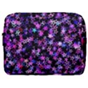 Christmas Paper Star Texture Make Up Pouch (Large) View1