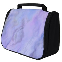 Blue Marble Full Print Travel Pouch (big)