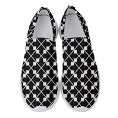 Abstract Background Arrow Women s Slip On Sneakers by HermanTelo