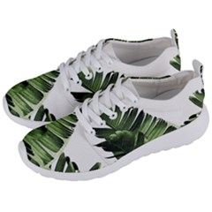 Banana Leaves Men s Lightweight Sports Shoes by goljakoff