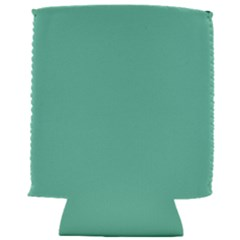 Lucite Green Can Holder