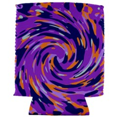 Abstract Organic Pattern Can Holder