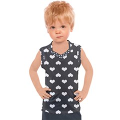 Somebody To Love Kids  Mesh Tank Top