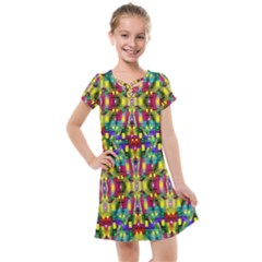 Ab 106 Kids  Cross Web Dress by ArtworkByPatrick