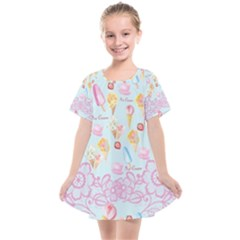 D1-01 Kids  Smock Dress by RLProject