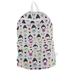 Russian Doll Foldable Lightweight Backpack
