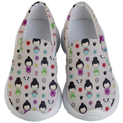 Russian Doll Kids Lightweight Slip Ons