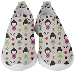 Russian Doll Kids  Slip On Sneakers