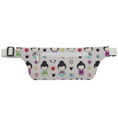 Russian Doll Active Waist Bag