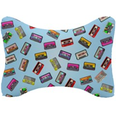 Retro Look Seat Head Rest Cushion