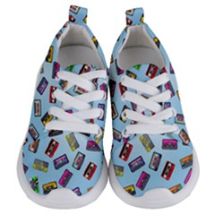 Retro Look Kids  Lightweight Sports Shoes