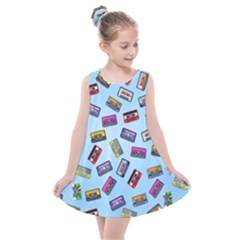 Retro Look Kids  Summer Dress