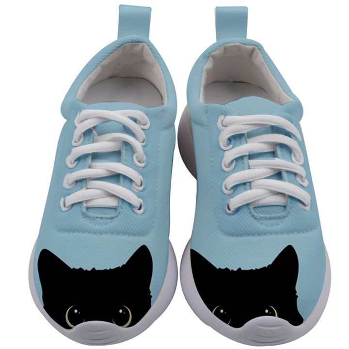 Sneaky kitty Kids Athletic Shoes