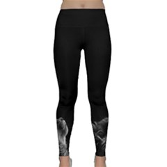 Who Is There? Classic Yoga Leggings