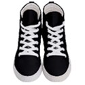 Who is there? Women s Hi-Top Skate Sneakers View1