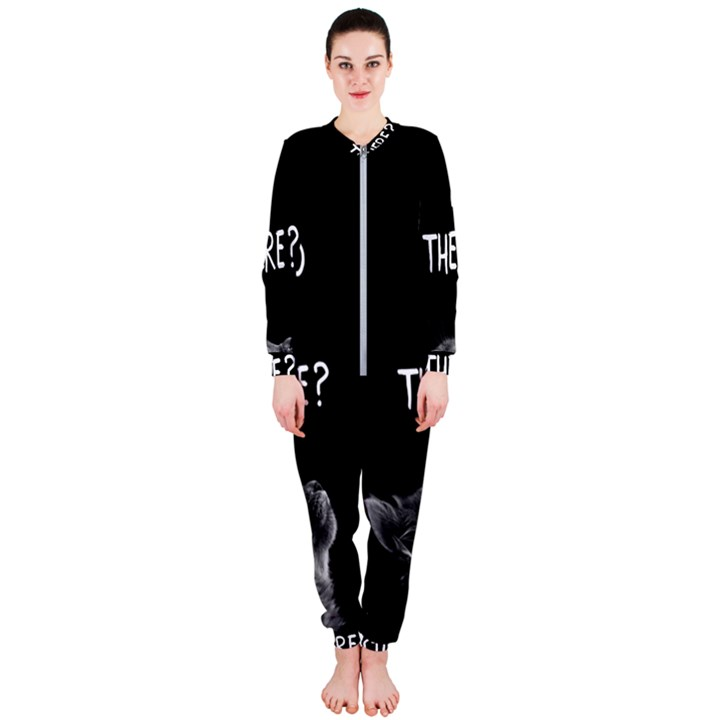 Who is there? OnePiece Jumpsuit (Ladies)