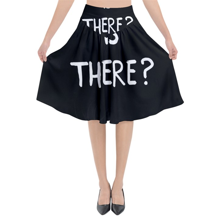Who is there? Flared Midi Skirt