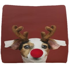 Christmass Deer Seat Cushion