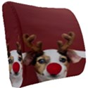 Christmass deer Seat Cushion View2